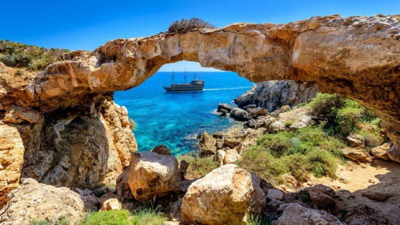 Айя-Напа — самый красивый курорт Кипра