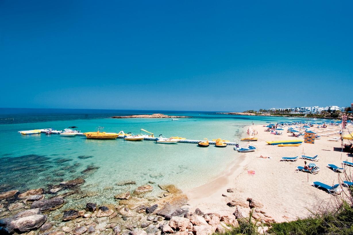 Zypern Sud Pernera Beach Hotel