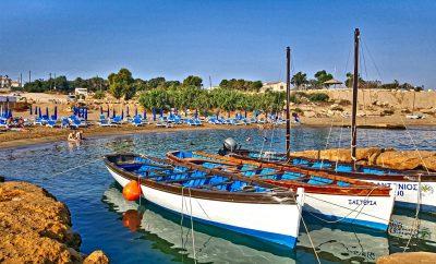 Лучшие пляжи Кипра — Фамагуста (Протарас, Айя-Напа, Паралимни)