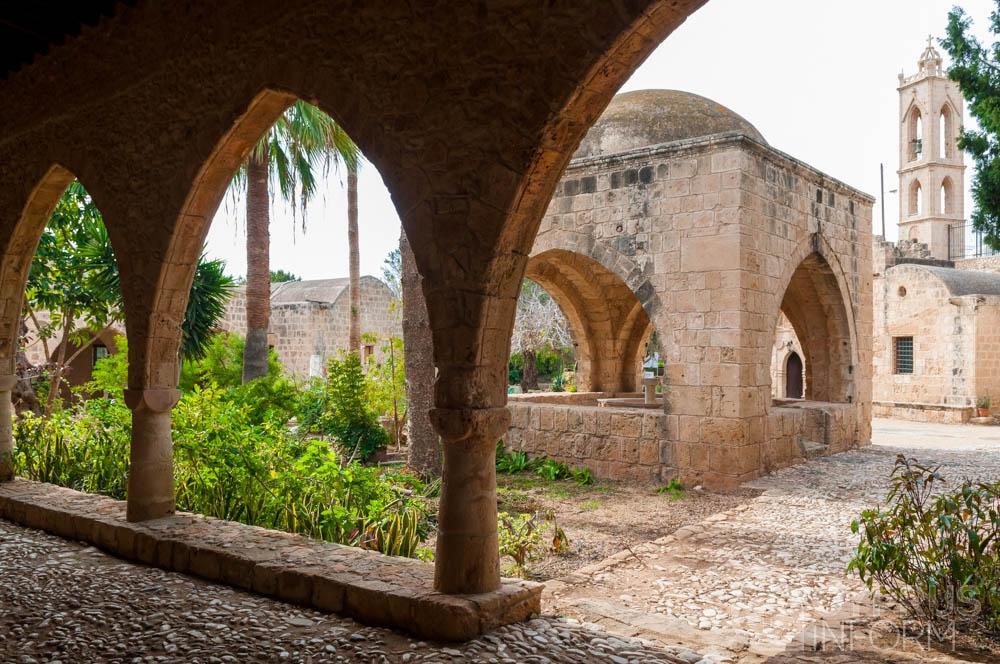Айя-Напа, средневековый монастырь