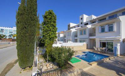 Вилла МАРИЛИЯ для 6 персон в самом уютном месте рядом с лучшим пляжем Кипра — Fig Tree Bay